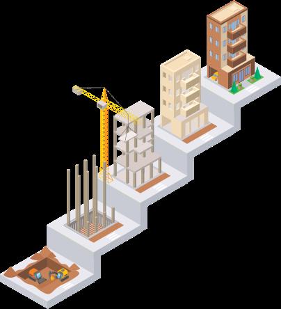 Infografia construcción | Project Manager